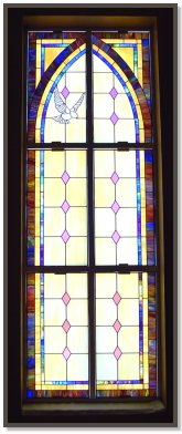 Ecclesiastical Stained Glass